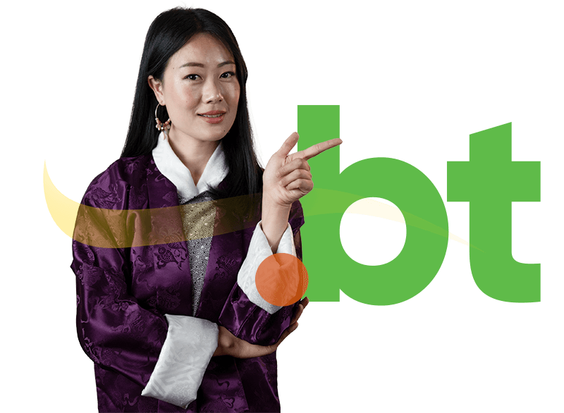 On your own, you see. On BT, Get your domain.